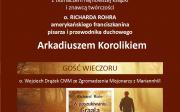 Spotkanie z Arkadiuszem Korolikiem