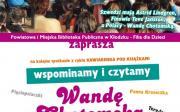 Wanda Chotomska odwiedziła Kłodzko