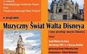 Muzyczny świat Walta Disneya