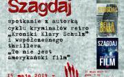 Maj z kryminałem w kłodzkiej bibliotece – kryminał retro i Nadia Szagdaj