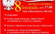 Bystrzyca Kłodzka - Święto Niepodległości